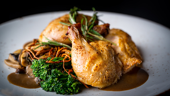 Chicken Meat「Roasted Whole French Chicken」:スマホ壁紙(12)