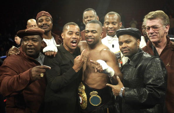 Roy Jones「Cuba Gooding Jr. attends the fight」:写真・画像(9)[壁紙.com]