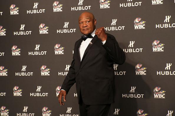 "George Foreman「Hublot x WBC ""Night of Champions"" Gala」:写真・画像(1)[壁紙.com]"