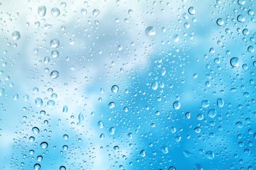 Rain「Raindrops on Window」:スマホ壁紙(1)