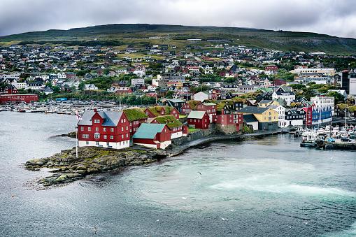 Denmark「Denmark, Faroe Islands, Torshavn」:スマホ壁紙(11)