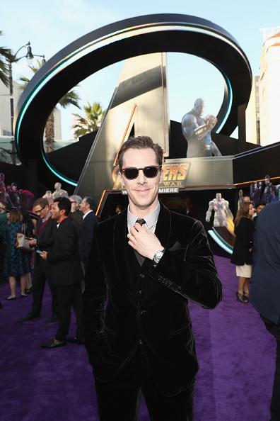 "Awe「Los Angeles Global Premiere for Marvel Studios' ""Avengers: Infinity War""」:写真・画像(5)[壁紙.com]"