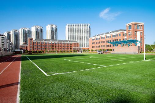 Sports Field「Schoolyard」:スマホ壁紙(17)