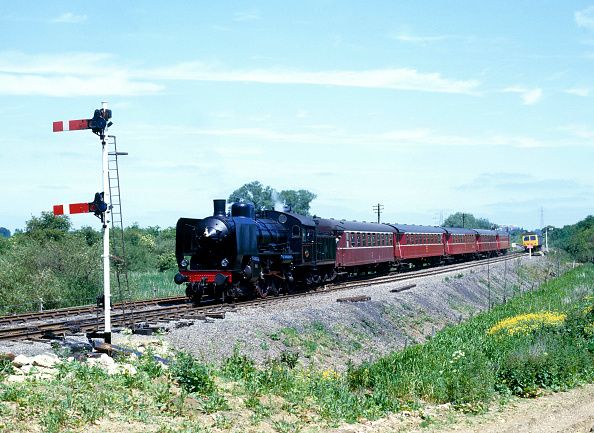 Rail Transportation「Nene Valley Railway」:写真・画像(19)[壁紙.com]