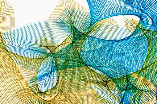 Big Data「Light Trail Future Technology」:スマホ壁紙(15)