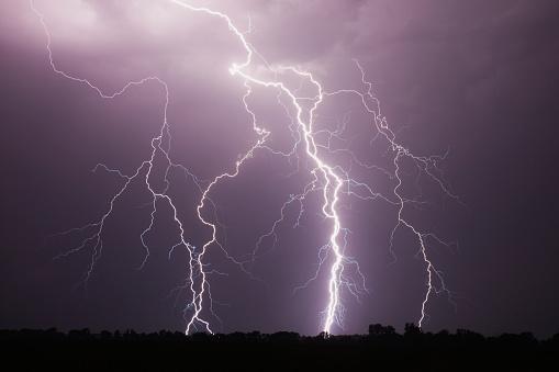 Meteorology「Lightning」:スマホ壁紙(1)
