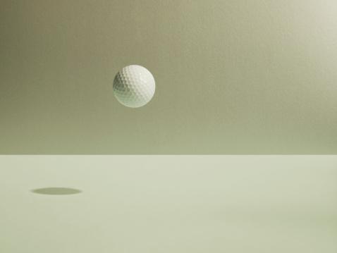 Golf Ball「Golf ball floating」:スマホ壁紙(12)