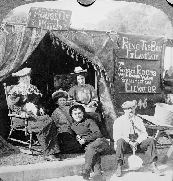 1900-1909「Upbeat Refugee Shelter, 1906」:写真・画像(12)[壁紙.com]