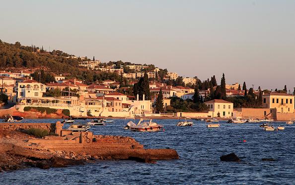Island「The Island of Spetses Prepares For The Greek Royal Wedding」:写真・画像(1)[壁紙.com]