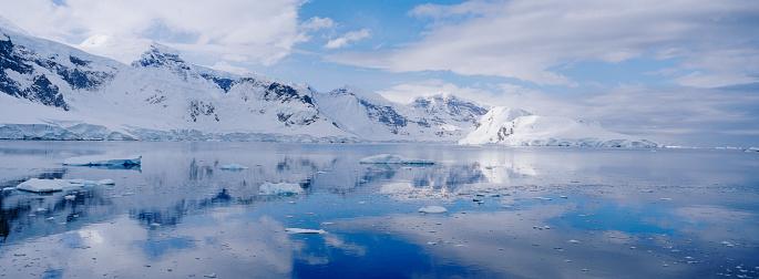 Pack Ice「Gerlache Strait」:スマホ壁紙(16)