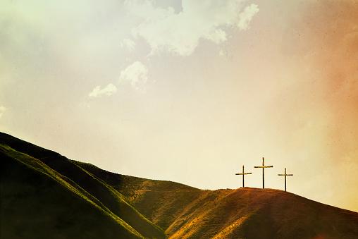 Religion「Crosses on Hillside」:スマホ壁紙(13)