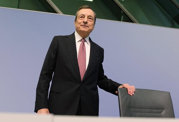 Politics「Mario Draghi Press Conference Following ECB Meeting」:写真・画像(9)[壁紙.com]