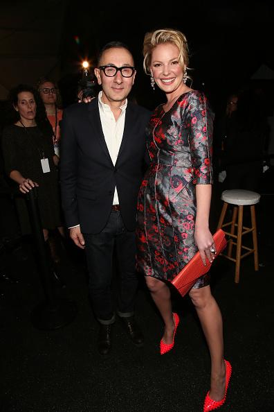 Katherine Heigl「J. Mendel - Backstage - Fall 2013 Mercedes-Benz Fashion Week」:写真・画像(15)[壁紙.com]
