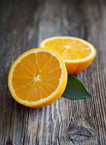 Halved「Orange halves」:スマホ壁紙(7)