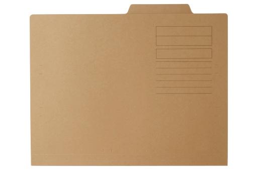 Insurance「Isolated shot of file folder on white background」:スマホ壁紙(8)