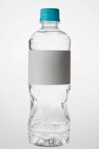 Label「Isolated shot of bottle with blank label on white background」:スマホ壁紙(12)