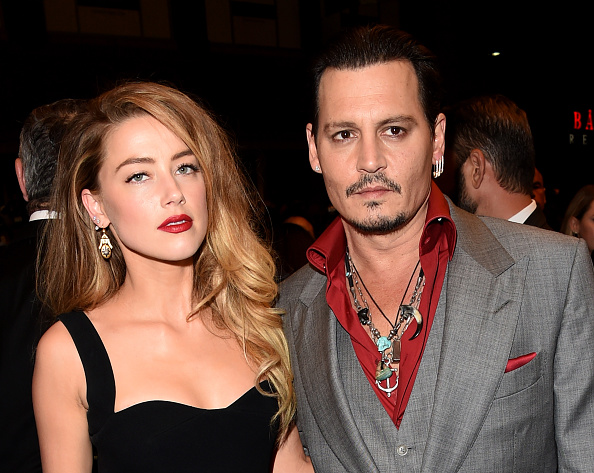 "Amber Heard「2015 Toronto International Film Festival - ""Black Mass"" Premiere - Arrivals」:写真・画像(10)[壁紙.com]"