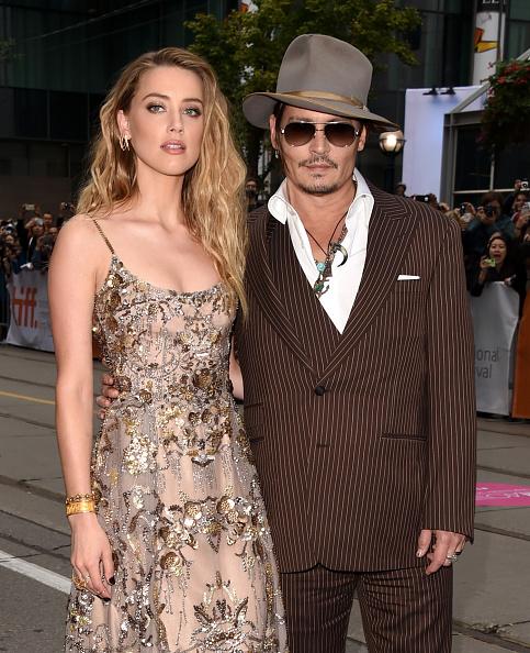 """Amber Heard「2015 Toronto International Film Festival - """"The Danish Girl"""" Premiere」:写真・画像(5)[壁紙.com]"""