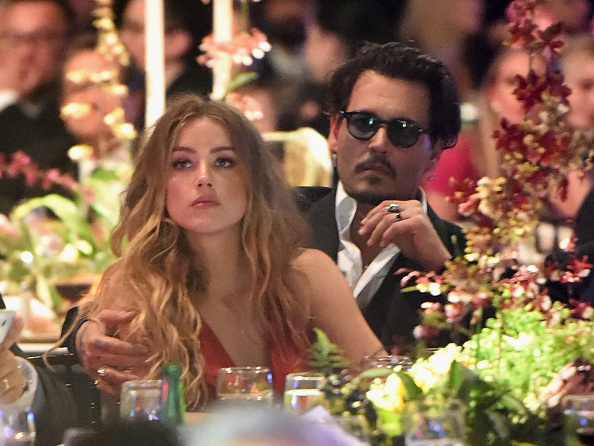 Amber Heard「The Art of Elysium Presents Their 9th Annual Heaven by Visionaries Vivienne Westwood & Andreas Kronthaler」:写真・画像(1)[壁紙.com]