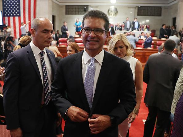 Blank「Puerto Rico Prepares For Leadership Change As Embattled Gov. Rossello Resigns」:写真・画像(16)[壁紙.com]