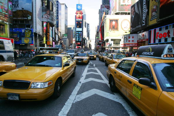Traffic「EPA Says New York, LA Have Most Polluted Air」:写真・画像(6)[壁紙.com]