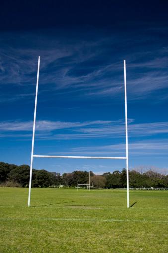 Aspirations「Rugby posts」:スマホ壁紙(18)