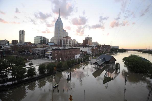Nashville「At Least 10 Dead After Massive Storms Wreak Havoc On Nashville」:写真・画像(12)[壁紙.com]
