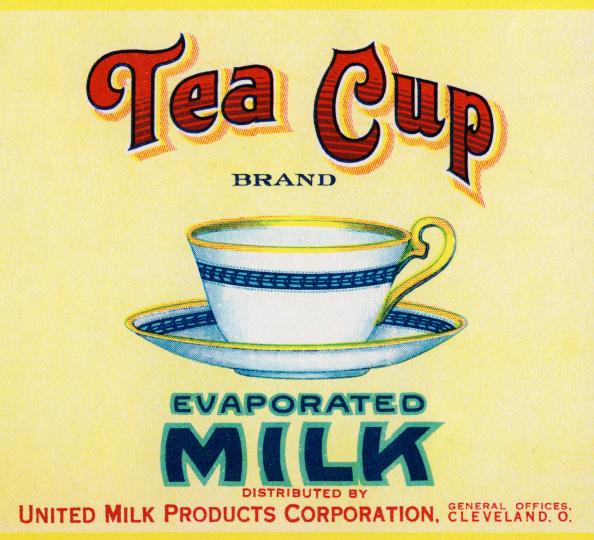 Label「Tea Cup Evaporated Milk」:写真・画像(18)[壁紙.com]