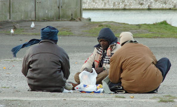 Homelessness「Immigration And Asylum Seekers In Calais」:写真・画像(15)[壁紙.com]