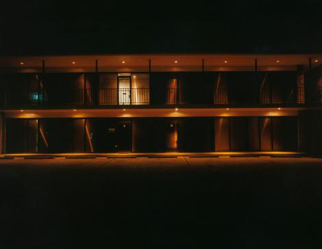 Motel「Motel at Night」:スマホ壁紙(0)