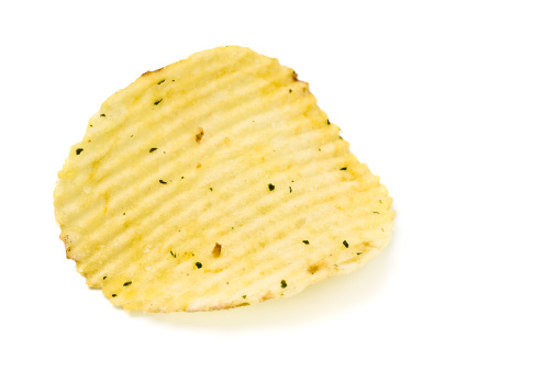 Fennel「yellow potato chips closeup」:スマホ壁紙(6)