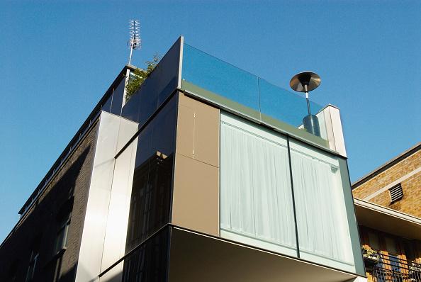 Patio Heater「Apartment, Hoxton, London, UK」:写真・画像(0)[壁紙.com]
