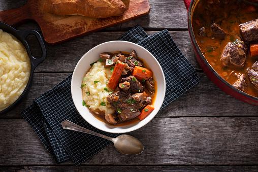 Mash - Food State「Beef Bourguignon」:スマホ壁紙(2)