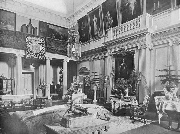 Spa「'Shobdon Court, Hereford - The Lord Bateman', 1910」:写真・画像(7)[壁紙.com]