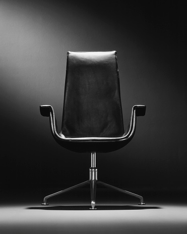 Black Color「Executive Office Chair」:スマホ壁紙(7)
