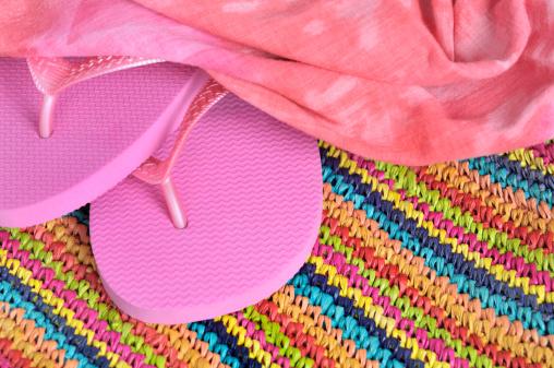 Flip-Flop「Beach accessories」:スマホ壁紙(11)