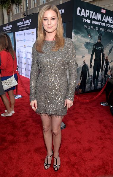 "Emily VanCamp「Marvel's ""Captain America: The Winter Soldier"" Premiere - Red Carpet」:写真・画像(4)[壁紙.com]"