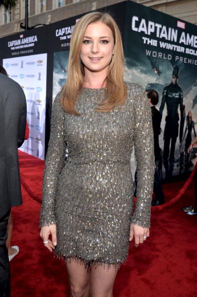 "Emily VanCamp「Marvel's ""Captain America: The Winter Soldier"" Premiere - Red Carpet」:写真・画像(3)[壁紙.com]"