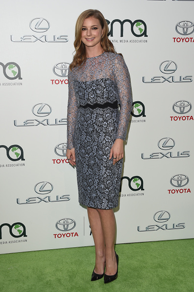 Emily VanCamp「24th Annual Environmental Media Awards Presented By Toyota And Lexus - Arrivals」:写真・画像(13)[壁紙.com]
