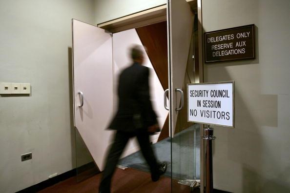 Door「Bolton Presides Over UN Security Council」:写真・画像(14)[壁紙.com]
