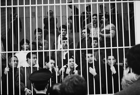 Anticipation「Defendants In Italy's Biggest Crime Trial」:写真・画像(8)[壁紙.com]
