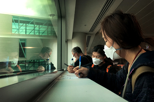 Sydney「International Arrivals To Australia Told To Self-Isolate As Strict Coronavirus Border Restrictions Come Into Effect」:写真・画像(11)[壁紙.com]