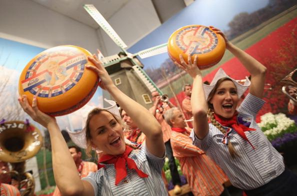 Cheese「2013 Gruene Woche Agricultural Trade Fair」:写真・画像(1)[壁紙.com]