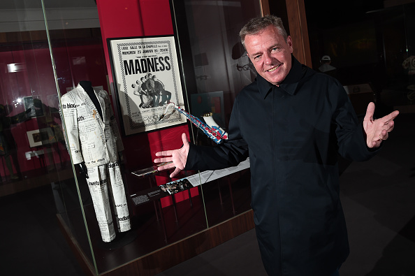 Eamonn M「V&A Goes 'One Step Beyond' Celebrating 40 Years Of Madness With Acquisition Of The Band's Instruments And Costumes」:写真・画像(2)[壁紙.com]