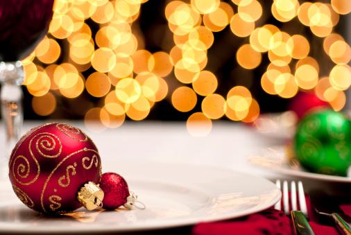 Christmas Decoration「Christmas Dinner」:スマホ壁紙(19)