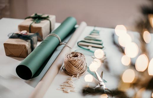 Christmas Paper「Christmas decoration」:スマホ壁紙(8)