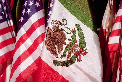 1980-1989「Flags For Cinco de Mayo」:スマホ壁紙(6)