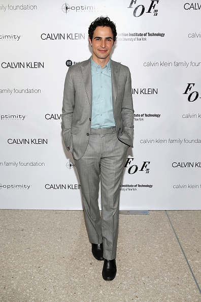 Bennett Raglin「2018 Future Of Fashion Runway Show At The Fashion Institute Of Technology - Arrivals」:写真・画像(3)[壁紙.com]