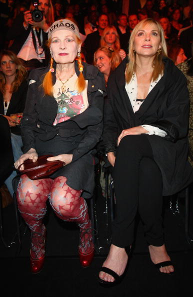 Ready To Wear「Mercedes Benz Fashion Week - Vivienne Westwood Anglomania」:写真・画像(10)[壁紙.com]