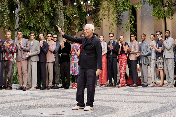 Giorgio Armani - Designer Label「Giorgio Armani - Runway - Milan Men's Fashion Week Spring/Summer 2020」:写真・画像(16)[壁紙.com]